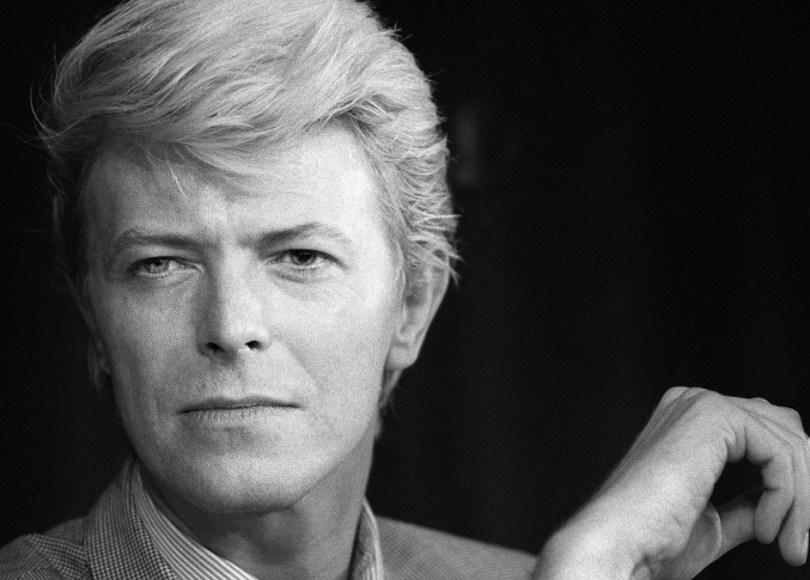 David Bowie live album on the way