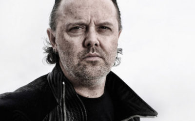 Lars Ulrich treats superfan to advance copy of new Metallica album
