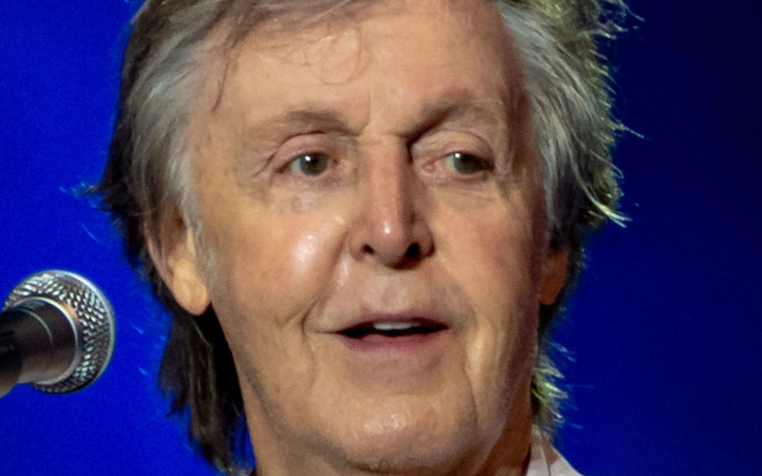Paul McCartney: 'Saying nothing about George Floyd's death is not an option'