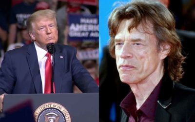 Rolling Stones threaten Donald Trump with lawsuit