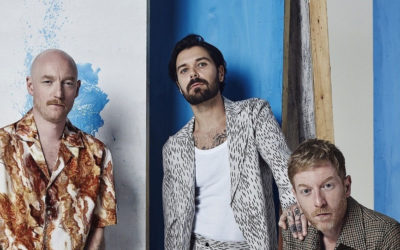 """Biffy Clyro racing towards third UK Number 1 album with """"A Celebration of Endings"""""""