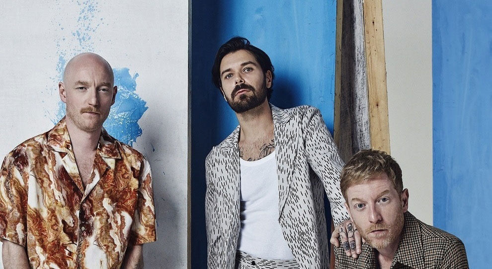 "Biffy Clyro racing towards third UK Number 1 album with ""A Celebration of Endings"""