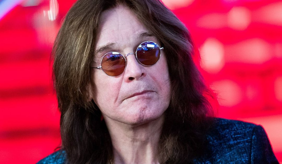 Ozzy Osbourne: I'm fed up of being asked about my health