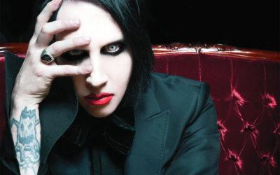 Marilyn Manson quit absinthe during broken leg recovery