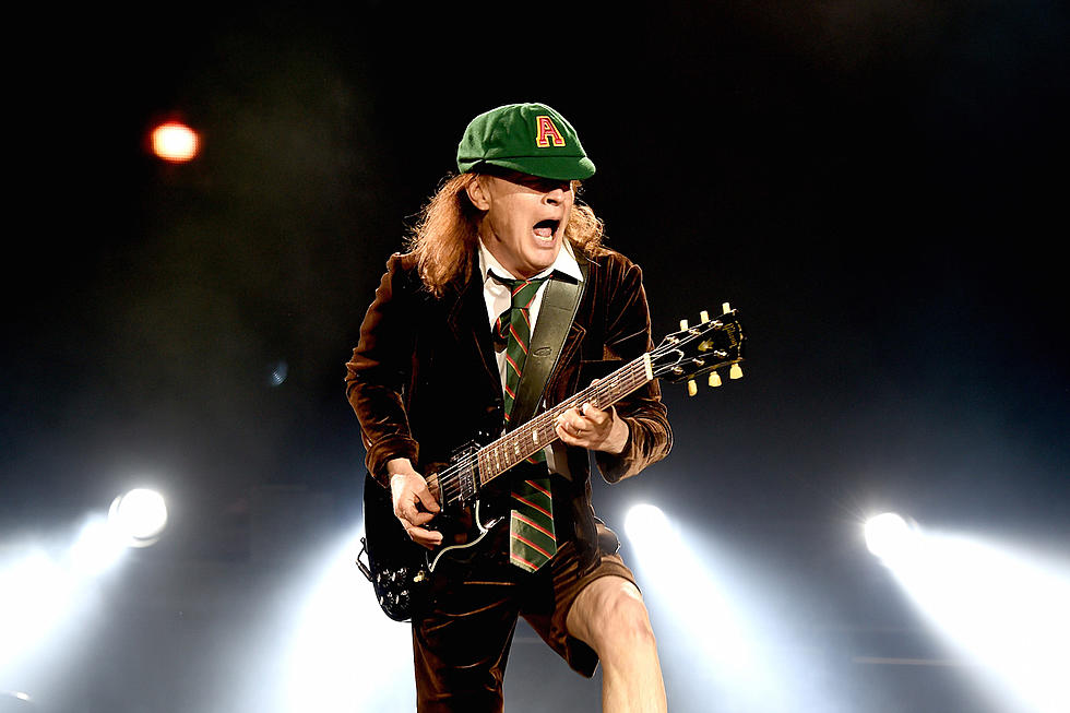 Angus Young thought AC/DC were done as a touring and recording band