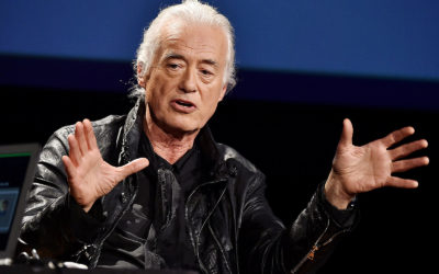 Jimmy Page has been 'cautious' while self-isolating in London