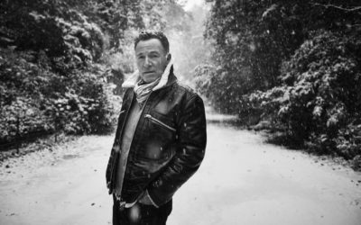 Bruce Springsteen makes chart history as he scores 12th Number 1 album