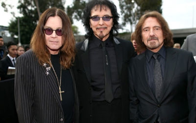 "Black Sabbath always felt ""guided"" by an other-worldly presence"