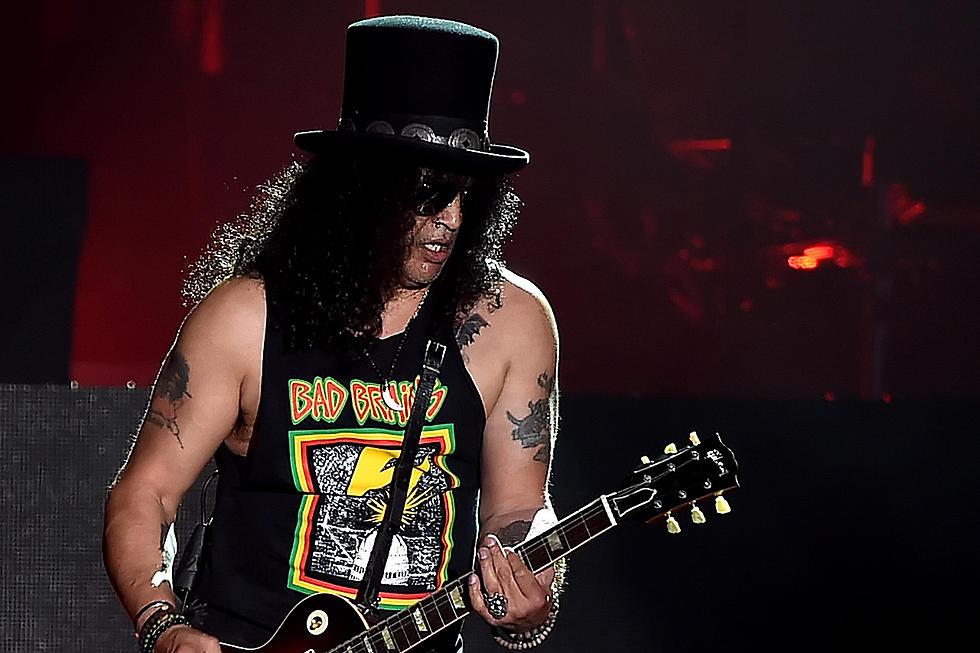 Slash has teased a new Guns N' Roses album for 2021