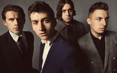 Arctic Monkeys in the 'early stages' of trying to 'write a new record'
