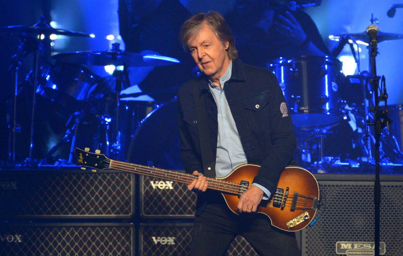 Sir Paul McCartney pays tribute to old friend Gerry Marsden following death