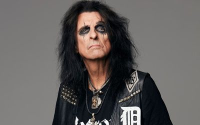 Alice Cooper: Bob Ezrin is the only other person who understands the character