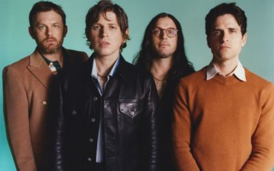 Kings of Leon just 'go with the flow' with their music