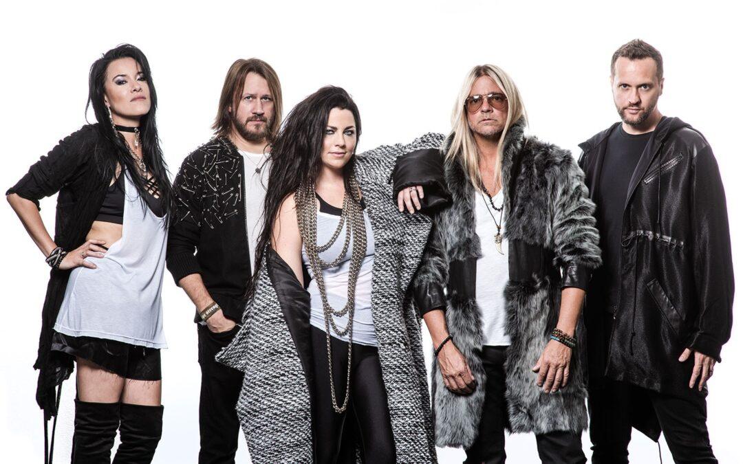 Evanescence's 'healing' album