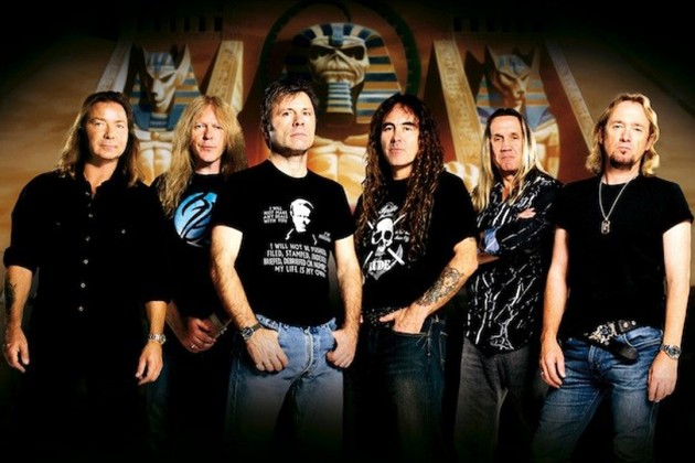 Iron Maiden have something 'very exciting' in the works