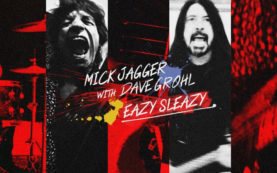 Mick Jagger releases surprise lockdown song with Dave Grohl