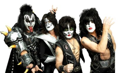 Netflix has all but signed a deal for KISS biopic Shout It Out Loud