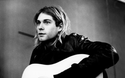 Kurt Cobain's FBI file released for first time