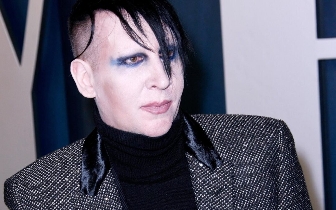 Marilyn Manson wanted on arrest warrant over alleged assault