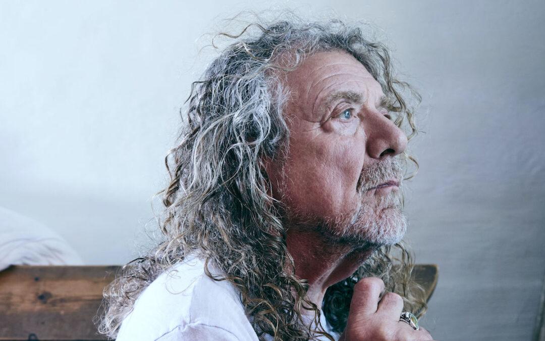 Robert Plant won't unleash his vault of unreleased music until he dies