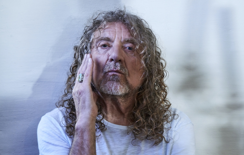 Robert Plant turned to music in lockdown