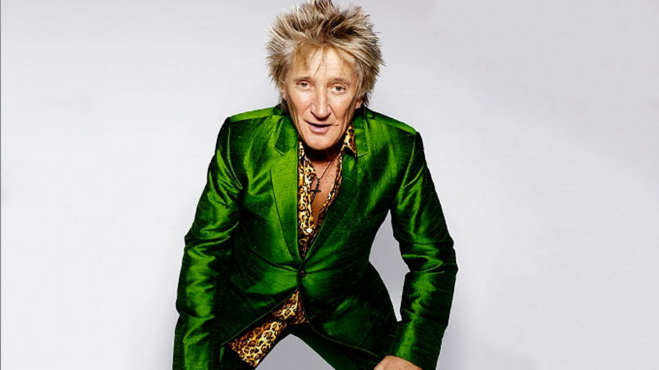 Sir Rod Stewart's upcoming album is all about love and sex