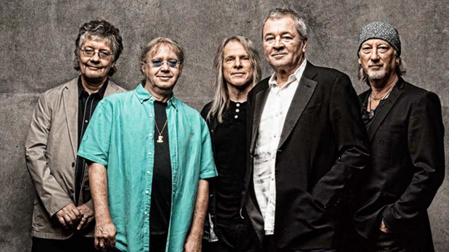 Deep Purple announce new album Turning To Crime