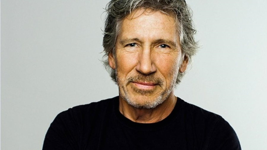 Roger Waters marries for fifth time